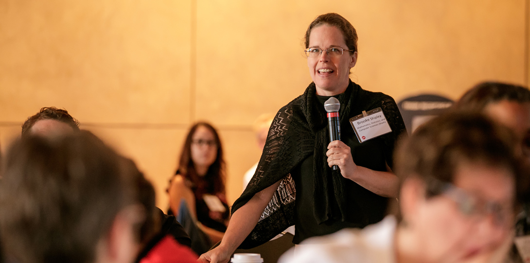 Brooke Shipley, Professor and Head, Department of Mathematics, Statistics and Computer Science